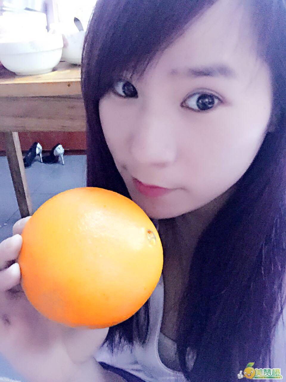 九江美容师安颜加入美赞橙的代言队伍