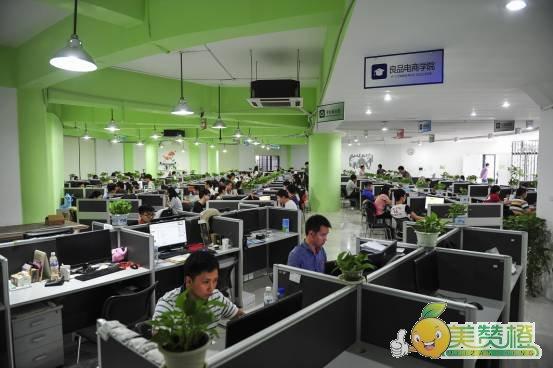 安远电商双创产业园进驻市场